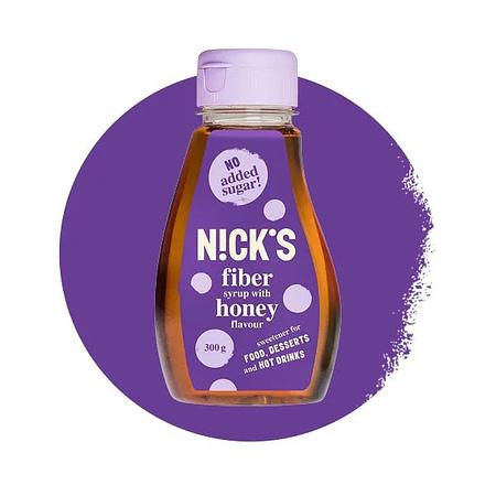 Medaus skonio sirupas, be cukraus, Nicks (300g) | ifood.lt