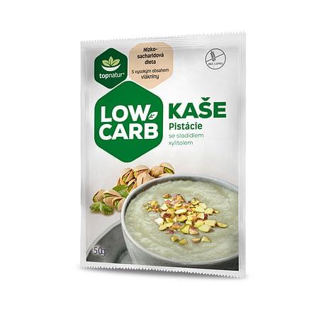 Low Carb riešutinė košė su pistacijomis, be cukraus ir glitimo, Topnatur (50g) | ifood.lt