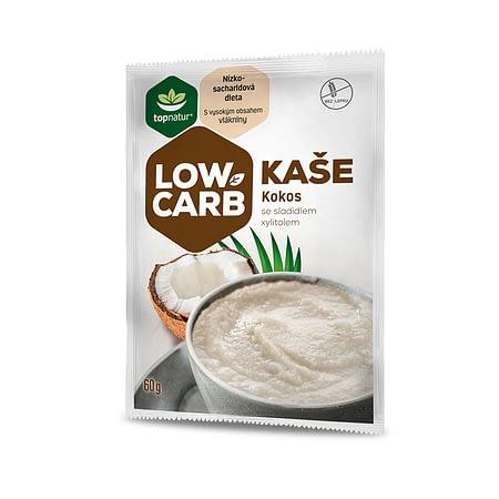 Low Carb riešutinė košė su kokosu, be cukraus ir glitimo, Topnatur (50g) | ifood.lt