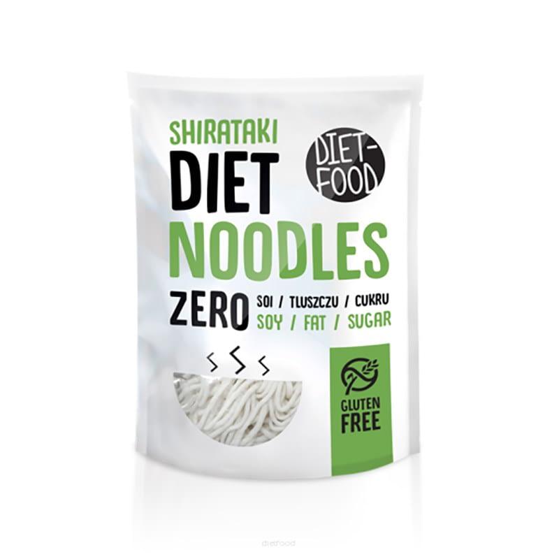Japoniški makaronai Shirataki Noodles, Diet Food (200g) | ifood.lt
