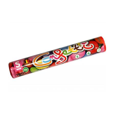Šokoladiniai konfeti saldainiai, be cukraus ir glitimo, Sweet Switch (22g) | ifood.lt