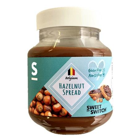 Lazdyno riešutų kremas, be cukraus ir glitimo, Sweet Switch (350g) | ifood.lt