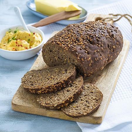 Ekologiška Keto duona, kepimo mišinys, be glitimo, Lizza (250g) | ifood.lt