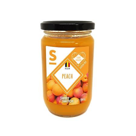 Persikų džemas, be cukraus ir glitimo, Sweet Switch (280g) | ifood.lt