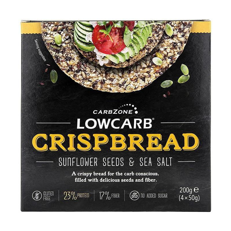Sėklų duonelė, be glitimo, Low Carb (4vnt. x 50g) | ifood.lt